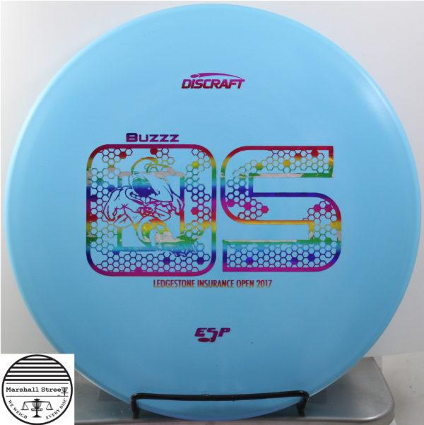 ESP Buzzz OS, 2017 Ledgestone