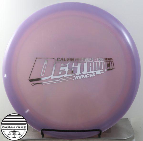 Star Destroyer, Calvin Heimburg