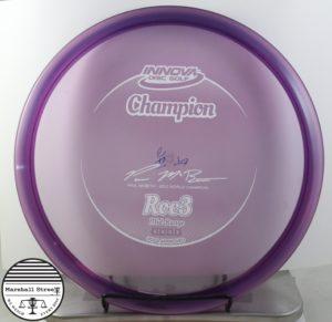 Champion Roc3, McBeth 1x