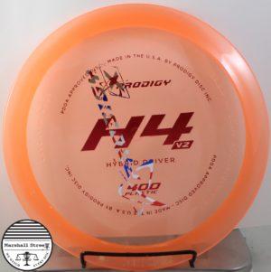 X-Out Prodigy H4 V2, 400