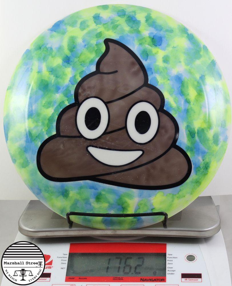 Prodigy D4, 400 Poop Emoji