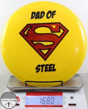 Star Boss, Dad of Steel
