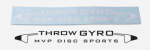 MVP Throw Gyro Vinyl