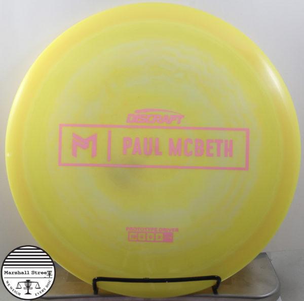 ESP Anax, McBeth Prototype