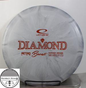 Retro Burst Diamond
