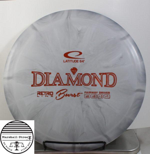 Retro Burst Diamond