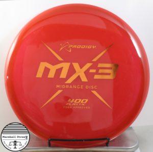 Prodigy MX-3, 400