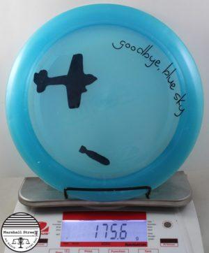 Z Nuke SS, Goodbye Blue Sky