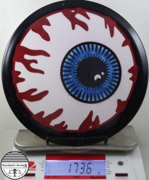 Star RocX3, Eyeball