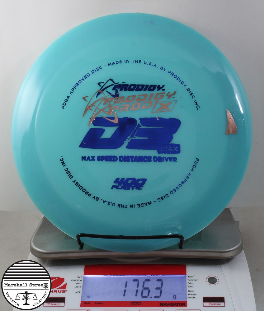X-Out Prodigy D4, 400 Goobered