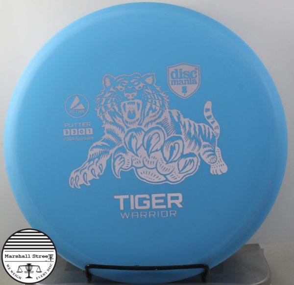 Active Tiger Warrior