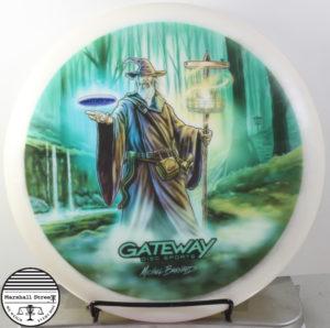 Full Color Platinum Wizard