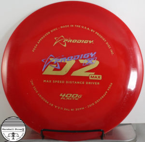 X-Out Prodigy D2 Max, 400G