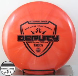 Fuzion Burst Deputy