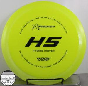 Prodigy H5, 400G