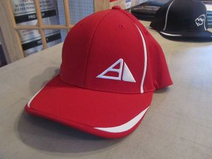 Axiom Logo Stretch Fit Hat