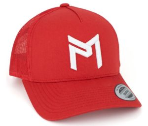 Paul McBeth Logo Trucker Hat