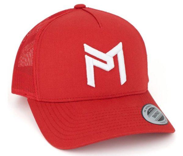 Paul McBeth Logo Trucker Hat