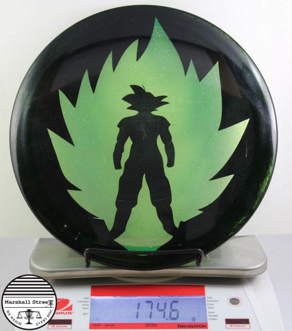 Champion MF Teebird, Goku