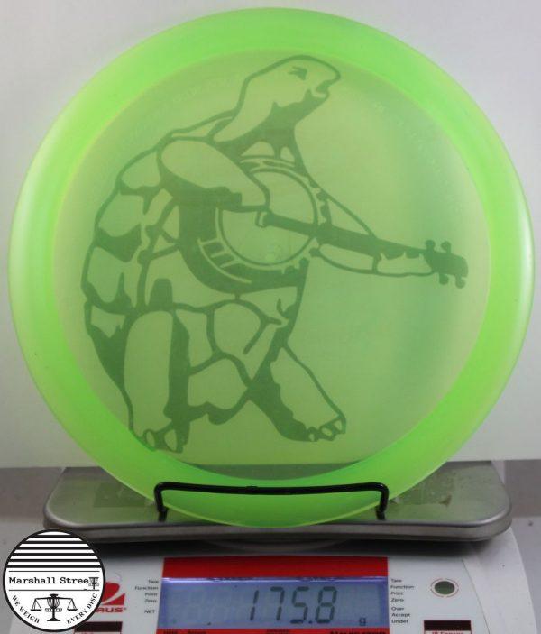 Champion Teebird, Banjo Turtle