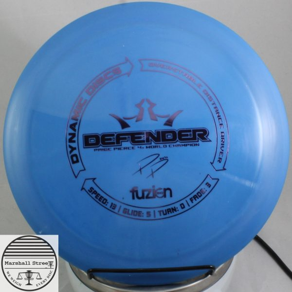 BioFuzion Defender, Pierce 4x