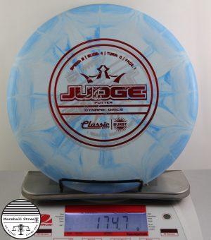 X-Out Classic Soft Burst Judge