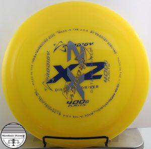 X-Out Prodigy X2, 400G