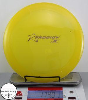 X-Out Prodigy X4, 750