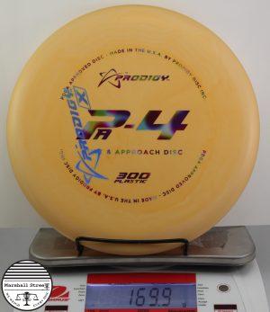 X-Out Prodigy PA4, 350G