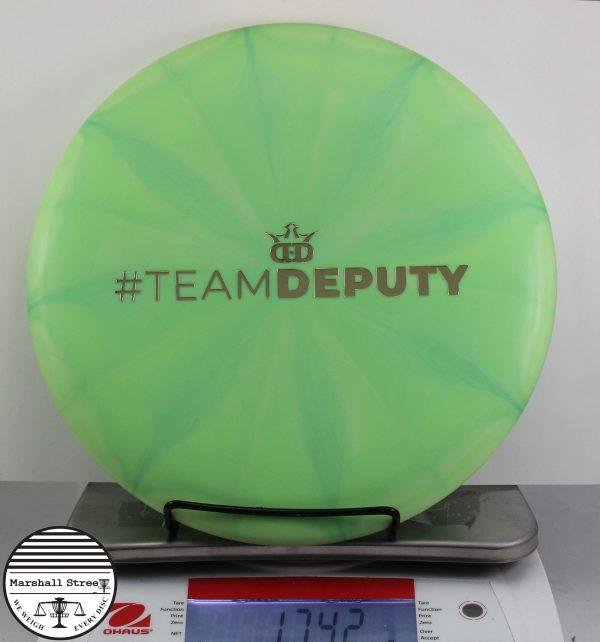Classic Burst Deputy, Team