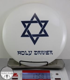 Gold Line Explorer, Holy Driver