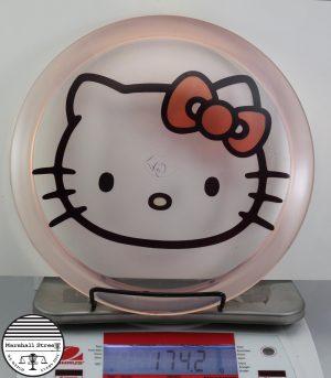 Champion Leopard, Hello Kitty