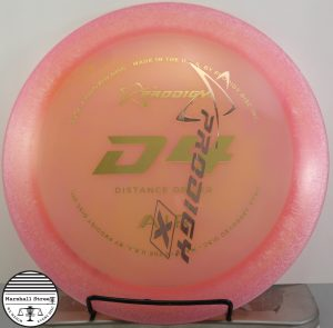 X-Out Prodigy D4, Air