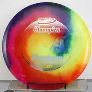 Tie-Dye Champion Firestorm