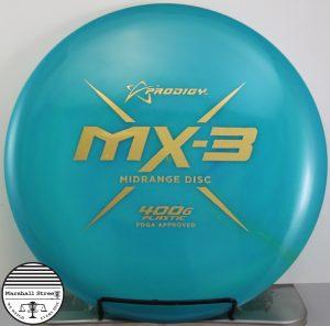 Prodigy MX-3, 400G