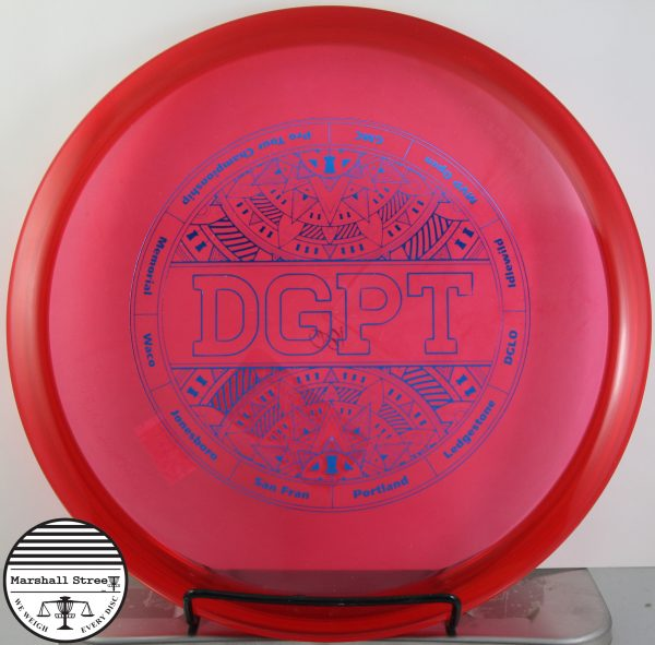 Champion Roc3, DGPT