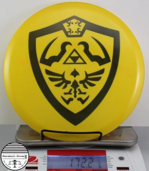 Star Roc3, Hylian Shield