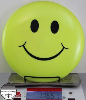 Gold Line Gauntlet, Smiley Face