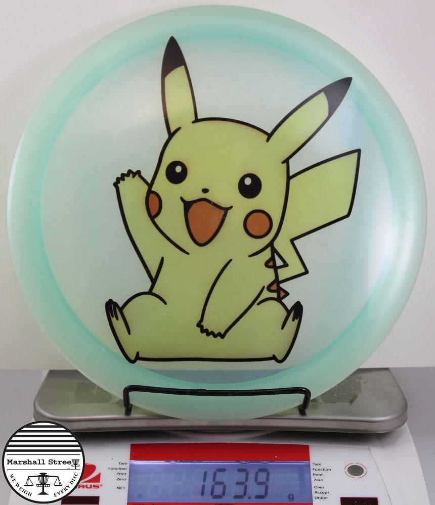 Champion Teebird, Pikachu