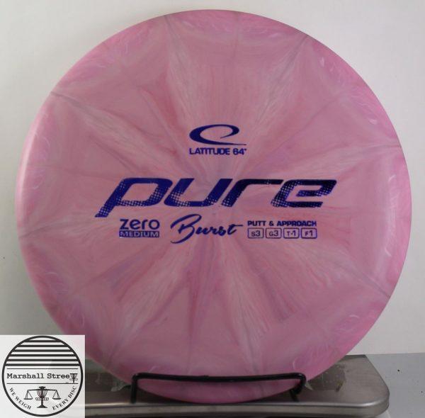 Zero Medium Burst Pure