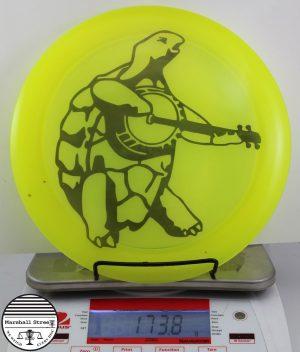 Champion Boss, Banjo Turtle
