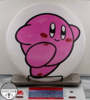 Tournament Harp, Kirby