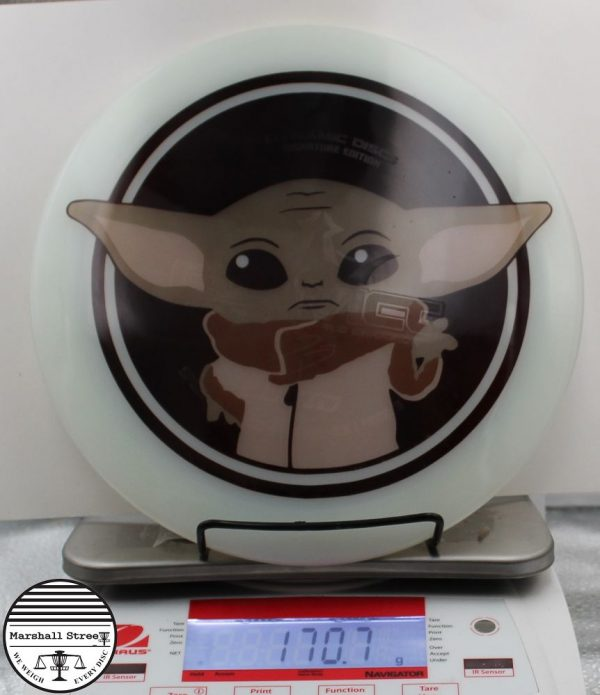 Lucid Convict, Baby Yoda