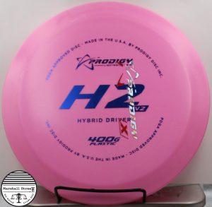X-Out Prodigy H2 V2, 400G