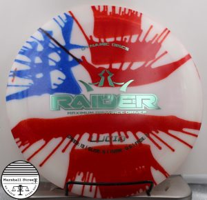 Tie-Dye Lucid Raider