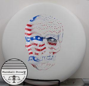 Bt Medium Shield, Happy Skull