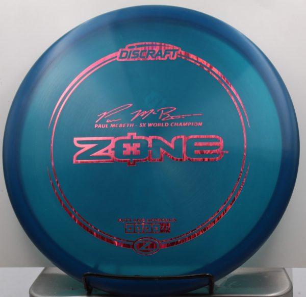 Z Zone, Paul McBeth 5X