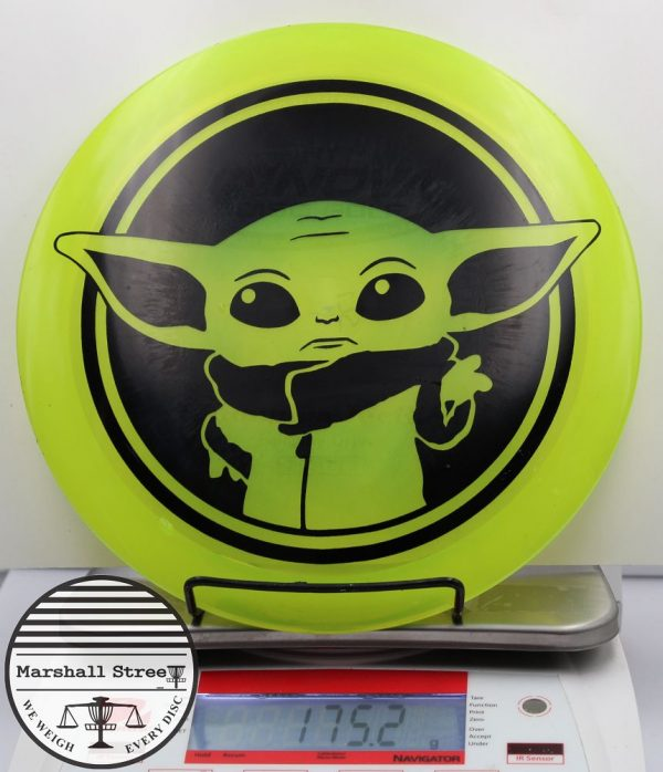 Champion Teebird, Baby Yoda
