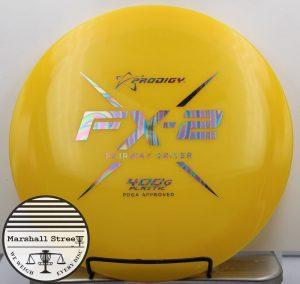 Prodigy FX-2, 400G