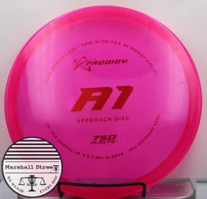 Prodigy A1, 750